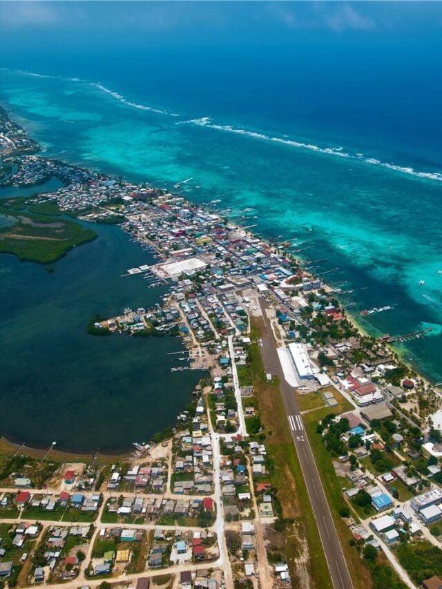 Belize City to San Pedro Town
