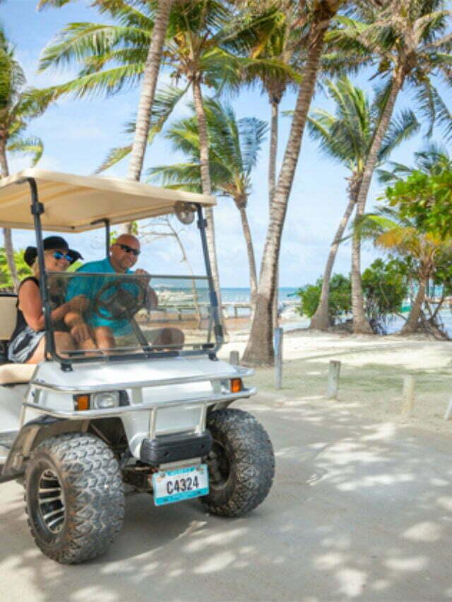 Belize Golf Cart Rentals